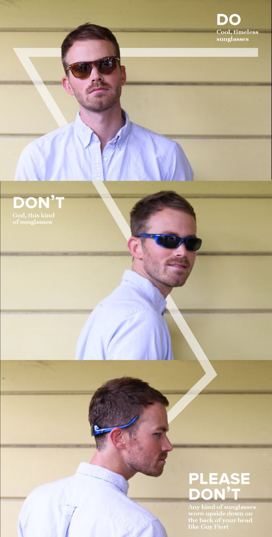 Fashion Advices for Men (5 pics)