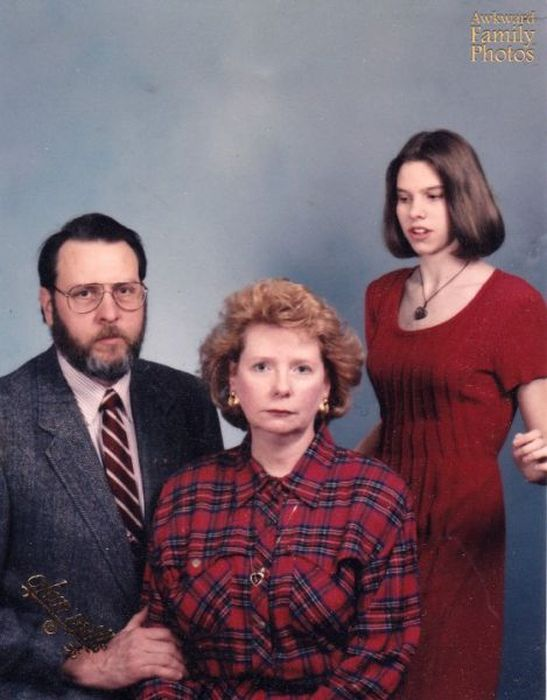 Awkward Family Photos (45 pics)