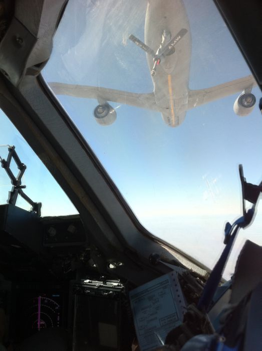 Boeing KC-135 Stratotanker at Work (50 pics)