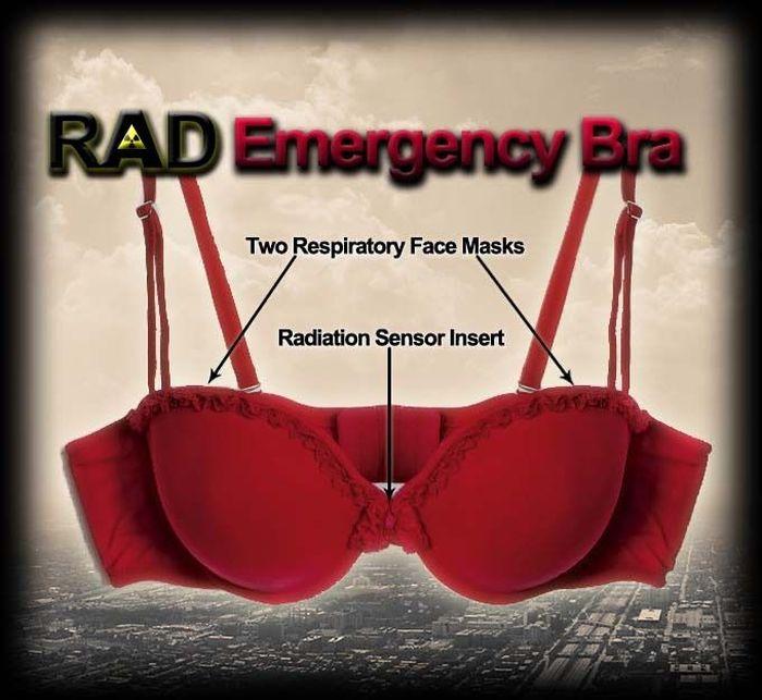 RAD Emergency Bra (8 pics)