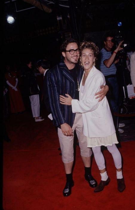 Sarah Jessica Parker and Robert Downey Jr. (17 pics)