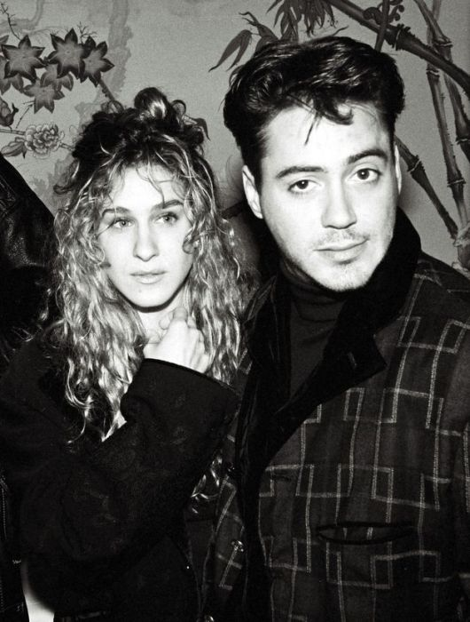 Sarah Jessica Parker and Robert Downey Jr. (17 pics)