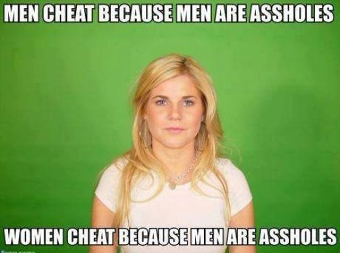 Woman's Logic (43 pics)