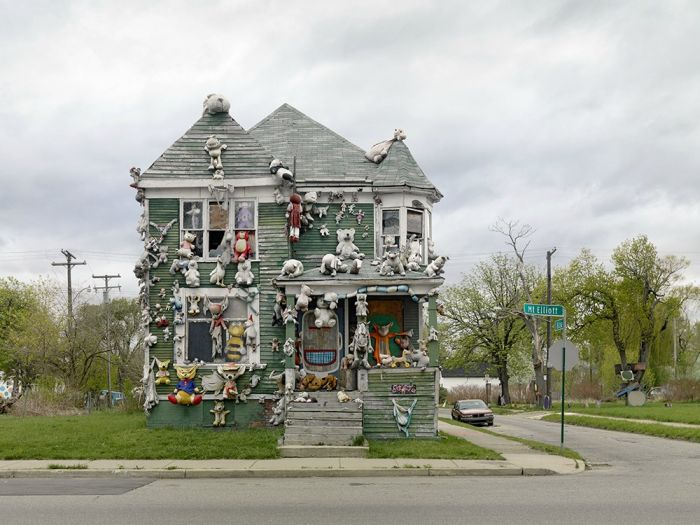 Good Part of Detroit (28 pics)