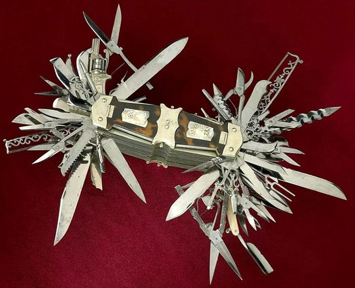 Mother of All Swiss Army Knives (7 pics)