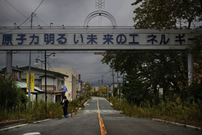 Ghost Town Namie (20 pics)