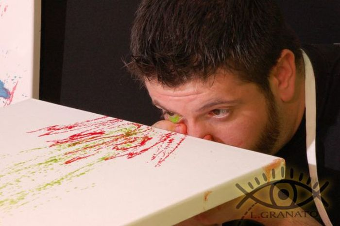 Painting with Eyes (26 pics)