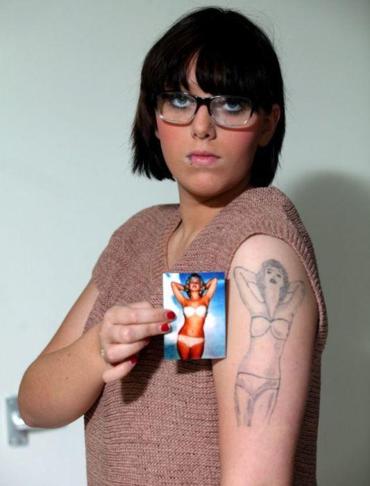 Monroe Tattoo (5 pics)