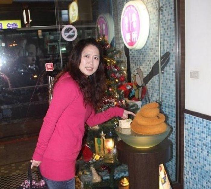 Toilet Restaurant in China (38 pics)