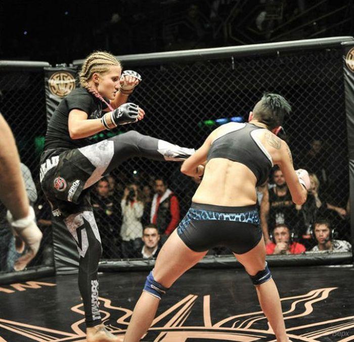 Anastasia Yankova, Pretty Muay Thai Champ (41 pics)
