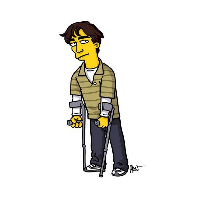 Breaking Bad Characters Get Simpsonized (13 pics)
