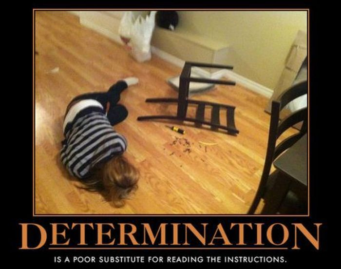 Funny Demotivational Posters (22 pics)
