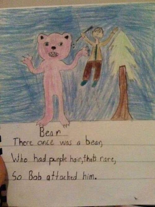 Things Kids Say (23 pics)