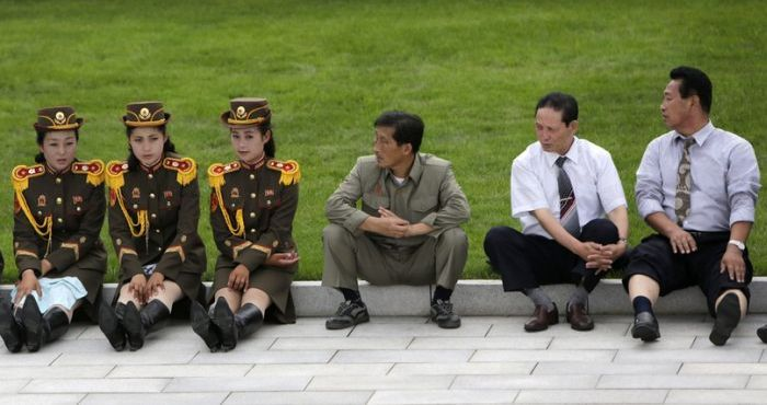 Ordinary People of North Korea (165 pics)