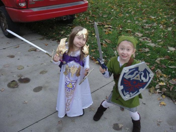 Halloween Costumes for Kids (33 pics)