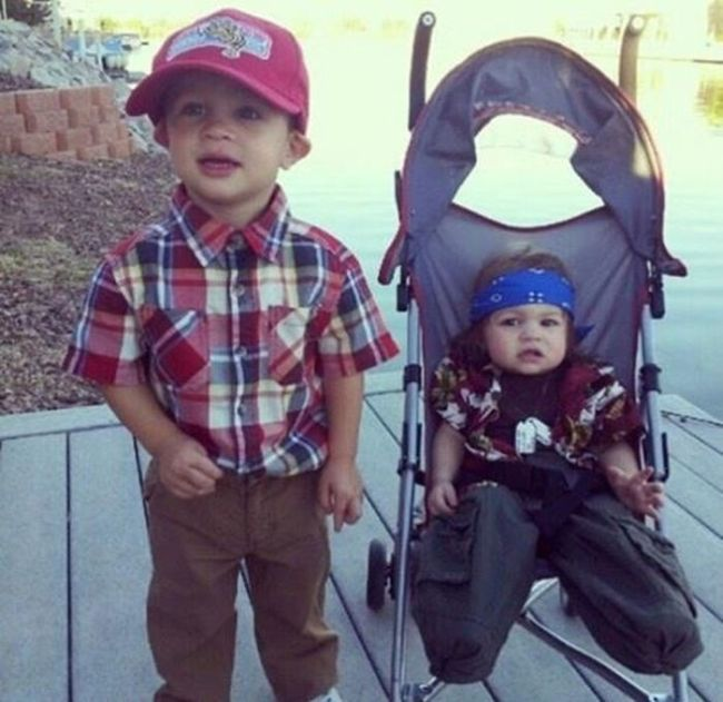 Halloween Costumes for Kids (33 pics)