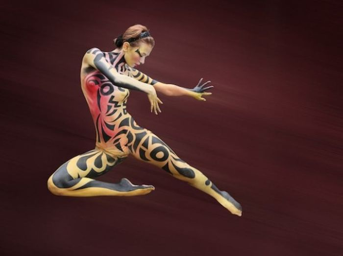 World Body Painting Festival in Austria (32 pics)
