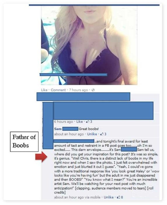 Facebook Fails and Wins. Part 5 (33 pics)