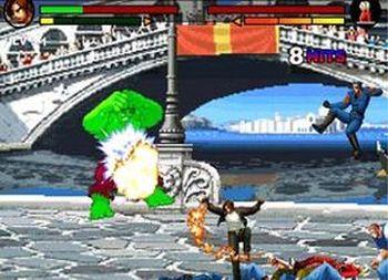 KOF Fighting v1.4