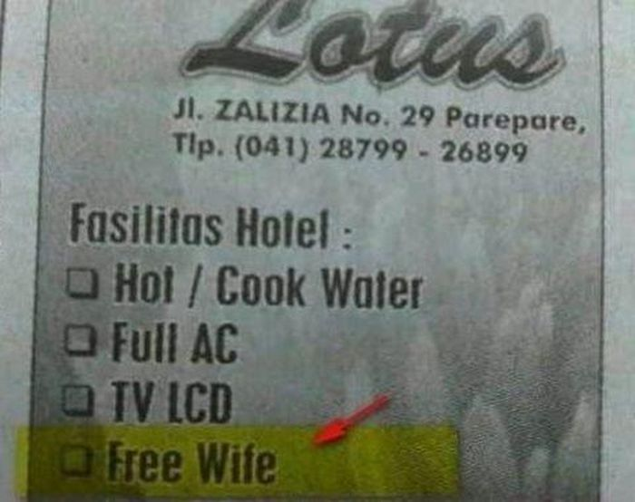 Spelling and Grammar Mistakes can Ruin Everything (34 pics)