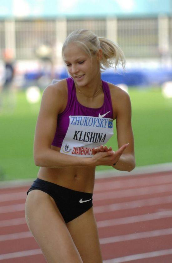 Darya Klishina (46 pics)