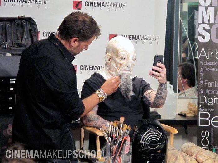 Scary Makeup (26 pics)