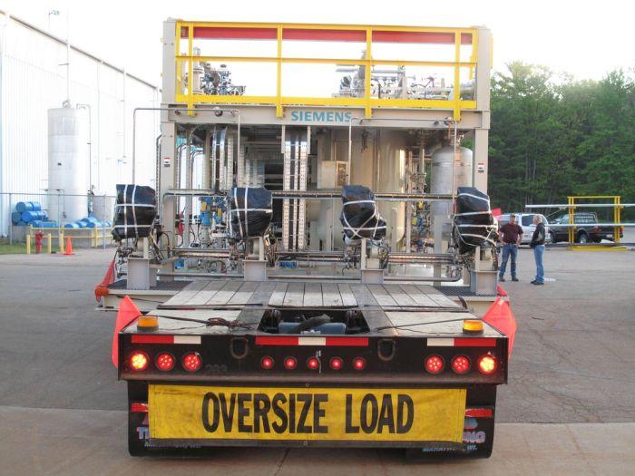 Oversize Loads (31 pics)