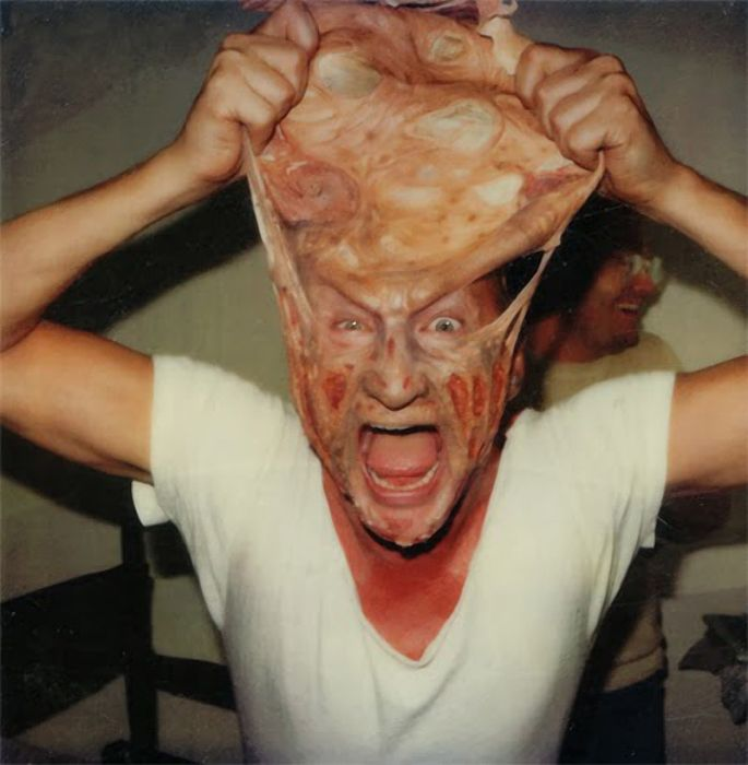 "Behind The Scenes ""A Nightmare on Elm Street"" (21 pics)"