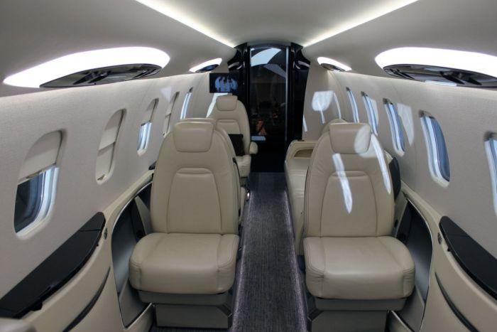 Learjet 85 (21 pics)