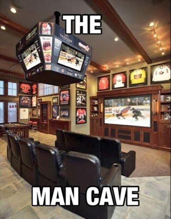 Man Caves (22 pics)