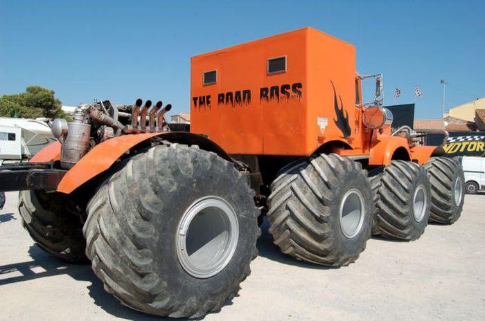 Massive Wheels (35 pics)