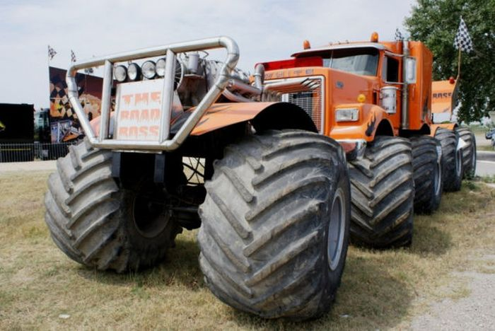 Massive Wheels (35 pics)