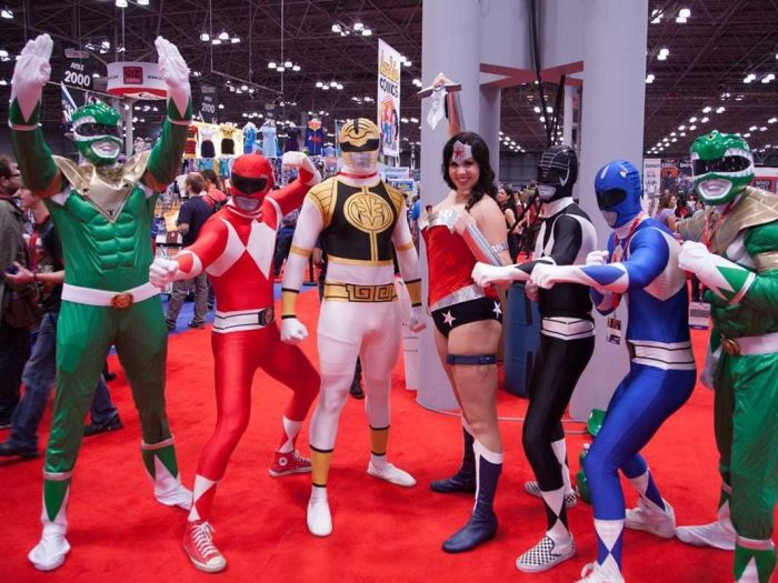 Cosplay Costumes From New York Comic Con (85 pics)