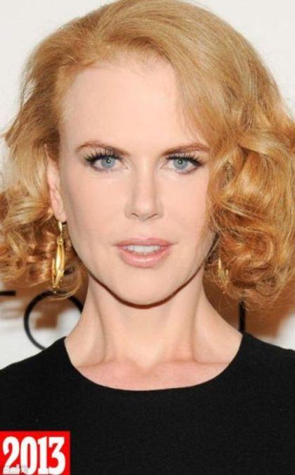 Nicole Kidman Aging Timeline (21 pics)