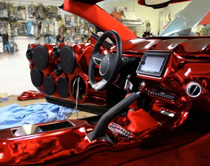 Bling Bling Car (19 pics)
