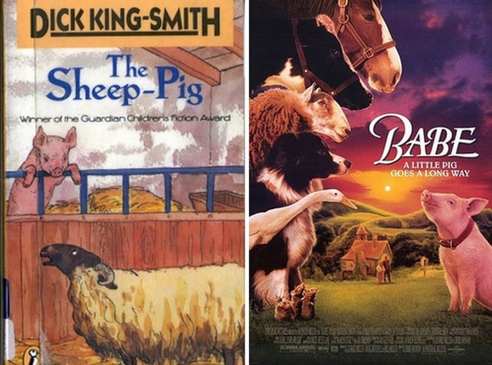 Movies That Were Based on Books (25 pics)