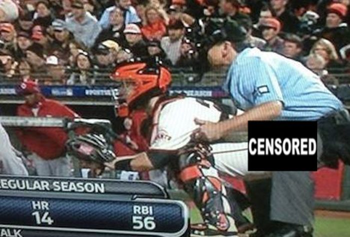 Unnecessary Sports Censorship (20 pics)