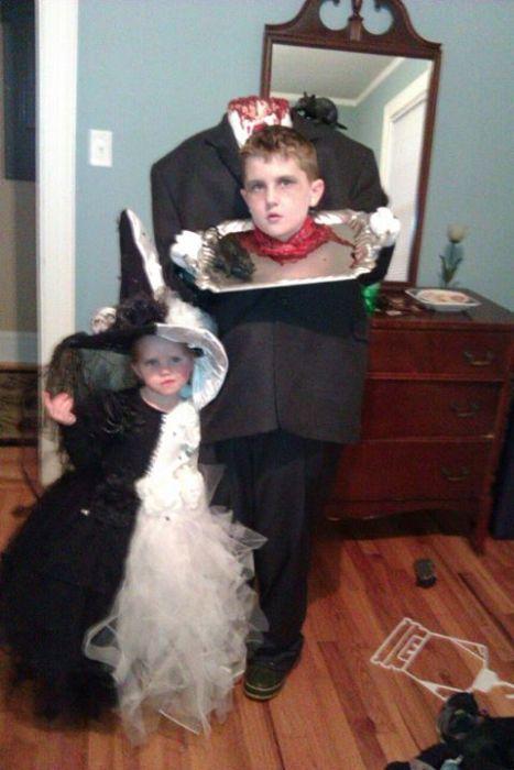 Good Halloween Costume Ideas (45 pics)