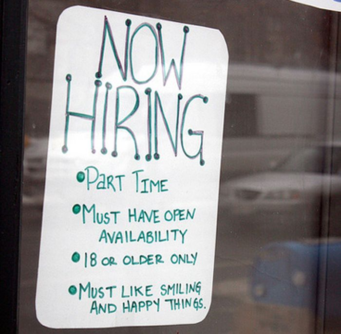 Funny Now Hiring Ads (25 pics)
