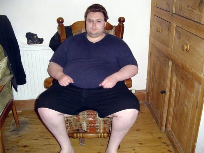 Suicidal Obese Man Becomes Mr Muscles in 18 Months (12 pics)