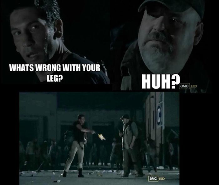Walking Dead Memes (43 pics)