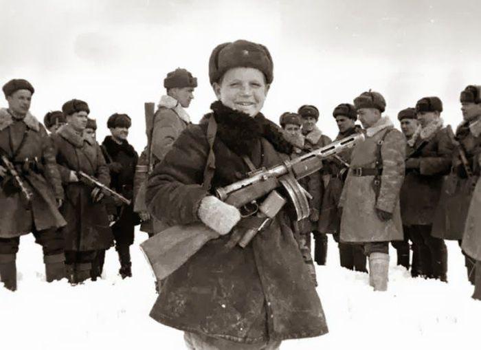 Interesting Historical Photos (20 pics)