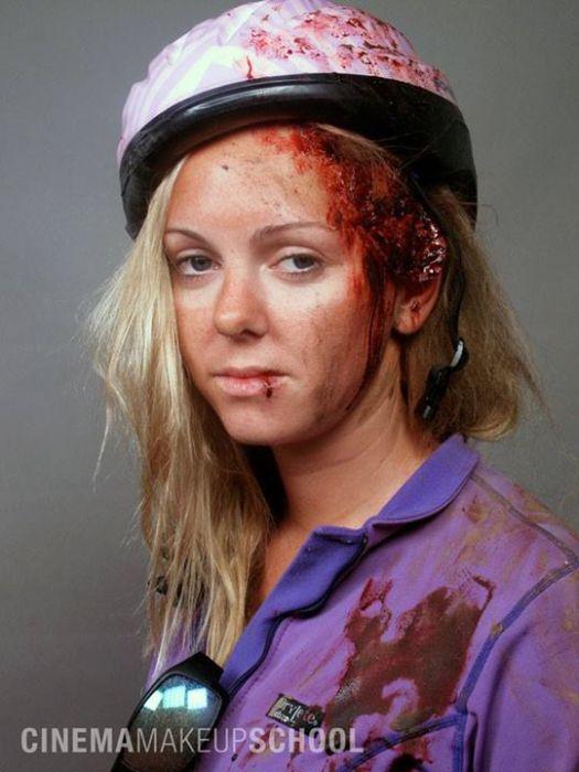 Scary Makeup (41 pics)