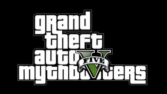 GTA V MythBusters. Part 4
