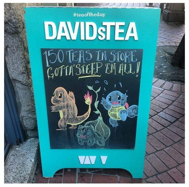 Tea Puns by David's Tea (18 pics)