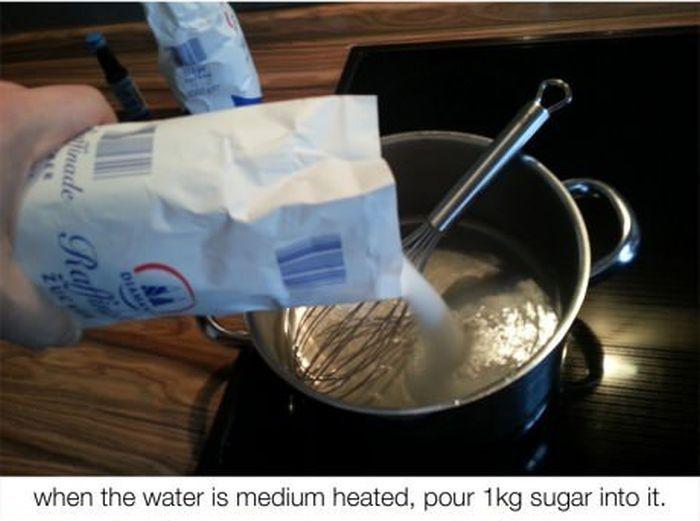 DIY Heisenberg's Crystal Meth (11 pics)
