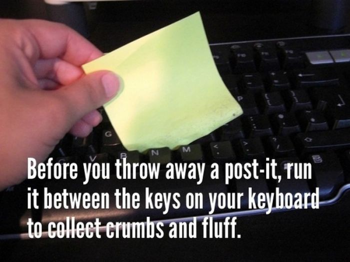 Life Hacks in Pictures. Part 9 (20 pics)