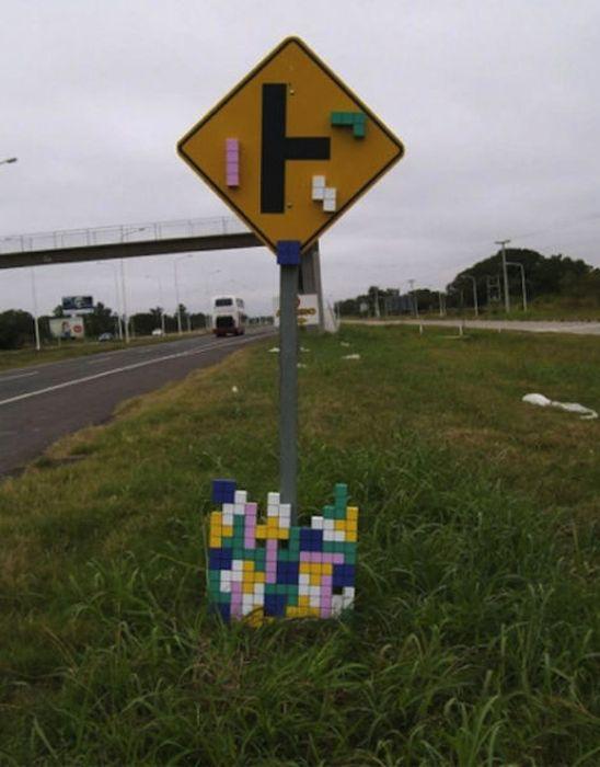 Funny Vandalism (22 pics)