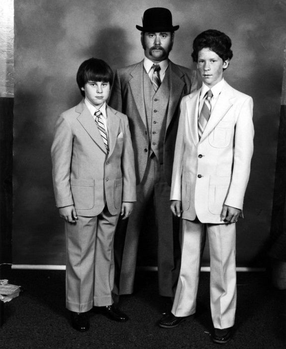 American Families (21 pics)