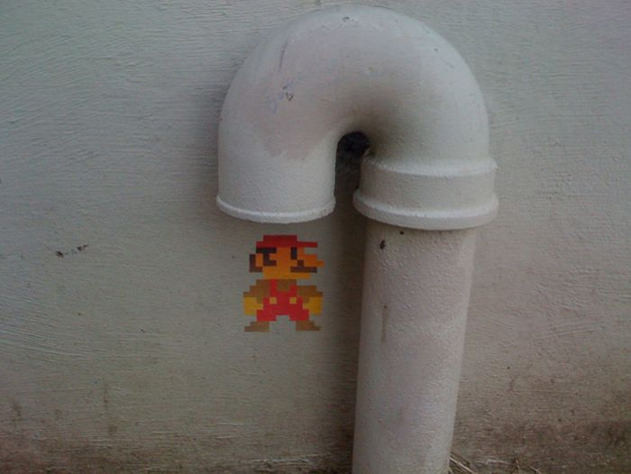 Video Game Grafitti (24 pics)